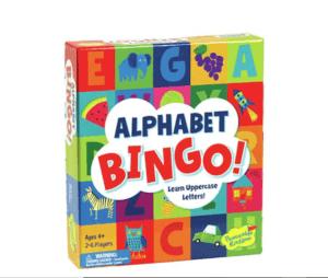Alphabet Bingo by Mindware