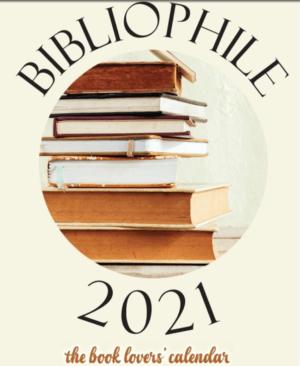 Bibliophile: 2021 Calendar