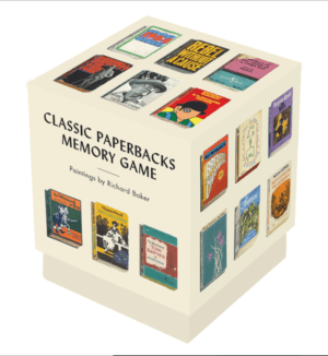 Classic Paperbacks: Memory Game