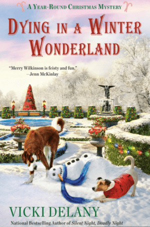 Dying in a Winter Wonderland by Vicki Delany