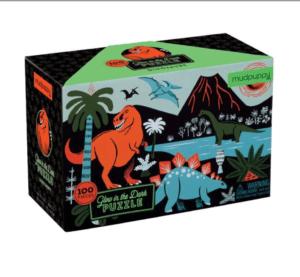 Glow in the Dark Dinosaur Puzzle