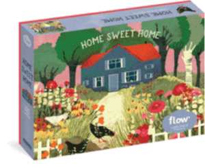 Home Sweet Home 1,000-Piece Puzzle by Workman Publishing