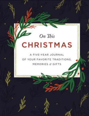 On this Christmas Journal