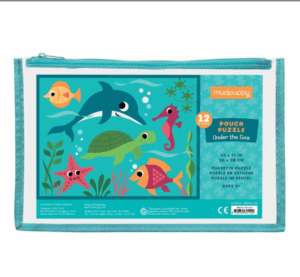 Pouch Puzzle Under the Sea