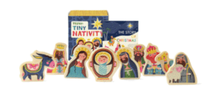 Teeny Tiny Nativity