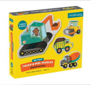 Touch & Feel Puzzle: Construction