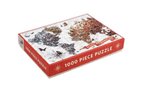 Wendy Gold Butterfly Migration 1000 pc Puzzle