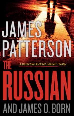 The Russian Hardcover by James Patterson