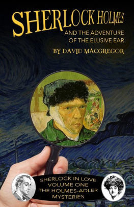 Sherlock Holmes and The Adventure of The Elusive Ear - Paperback