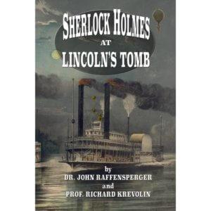 Sherlock Holmes at Lincoln's Tomb