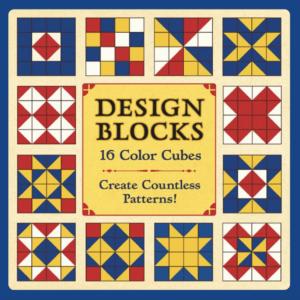 Design Blocks: 16 Color Cubes Block Puzzle